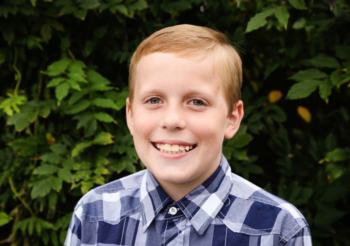 Patient at McSurdy Orthodontics in Gilbertsville and Collegeville PA